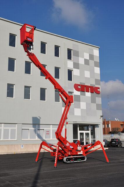 CMC S19HD Franchini Service 3