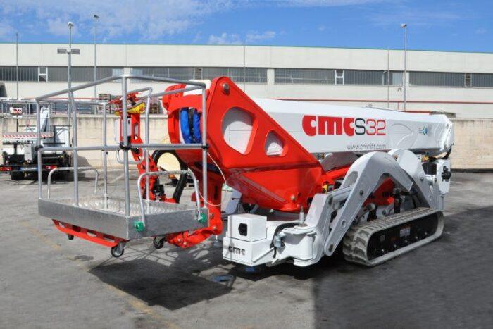 CMC S32 Franchini Service