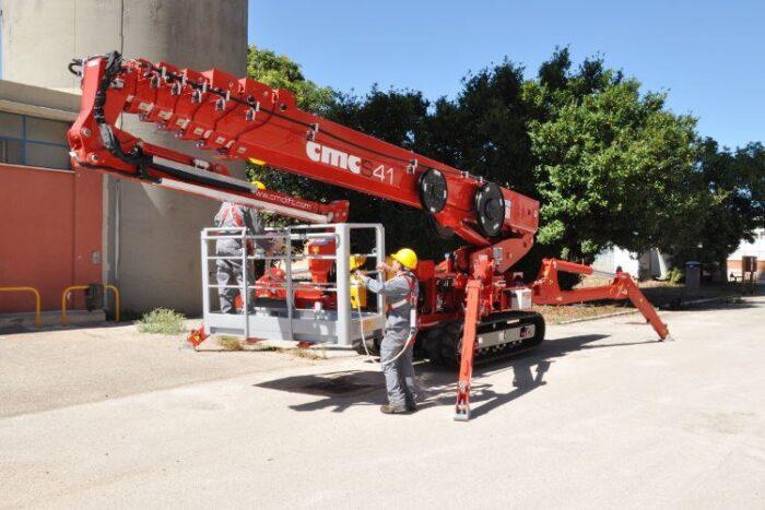 CMC S41 Franchini Service 3