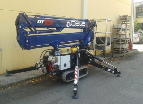 CELA DT15 Spyder Franchini Service
