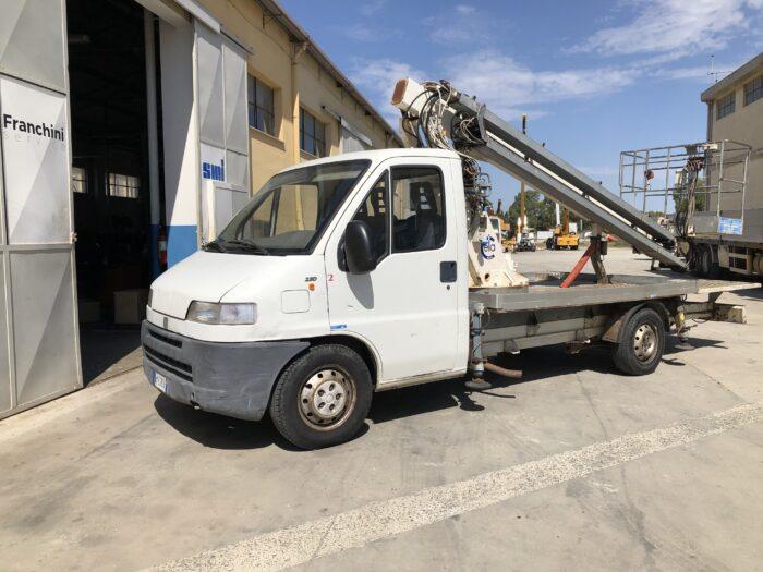 Piattaforma Cela TEL 16 Sardegna